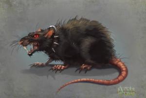 Zlý potkan