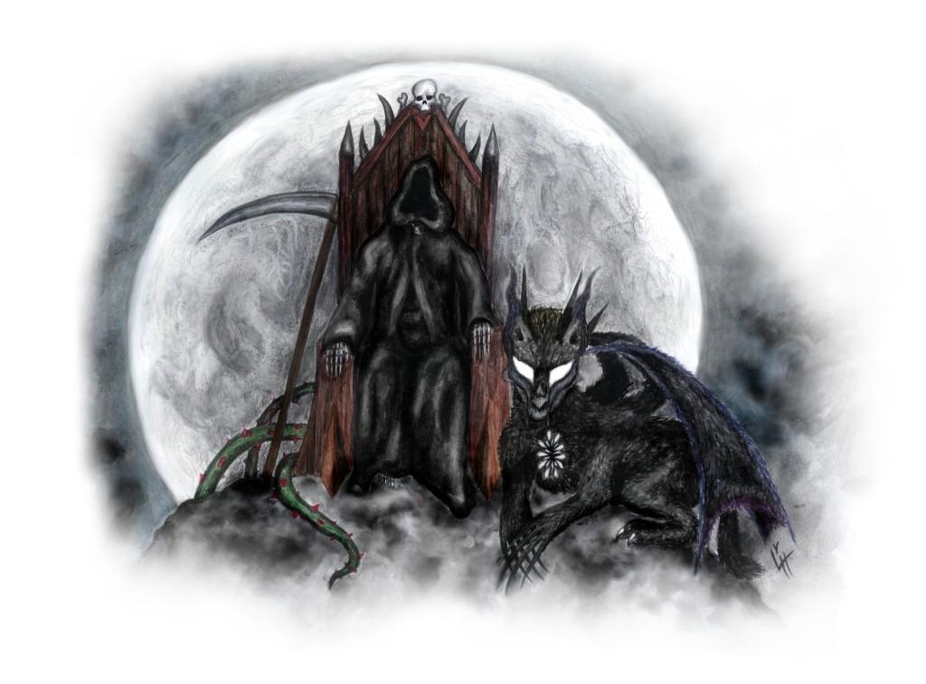 Tyrsiel a Smrť