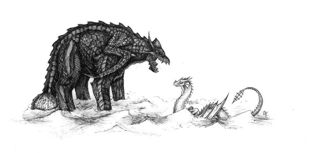 Gatyel a drak