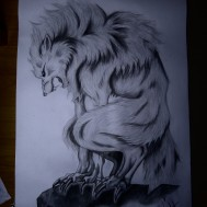 Biely vlkolak