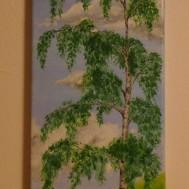 Osamelá breza